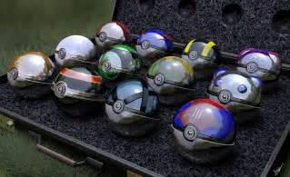 if pokeballs were real