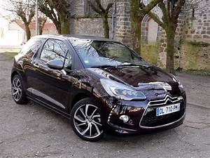 Ds3 So Chic 2016 : essai citro n ds3 1 2 puretech 110 so chic 2015 youtube ~ Gottalentnigeria.com Avis de Voitures