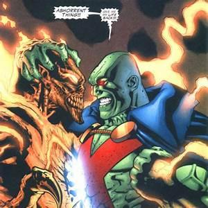 Team Thanos vs Team Darkseid!! - Battles - Comic Vine