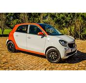 Smart ForFour 2016 First Drive  Carscoza