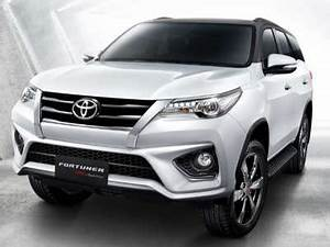Toyota Fortuner for sale Price list in the Philippines
