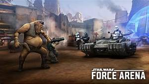 Star Wars: Force Arena Gets New Characters, 2v2 Changes