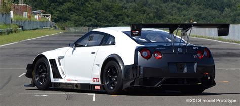 nissan nismo race car nissan updates gt r nismo gt3 race car for 2013 video