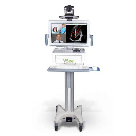 Telemedicine Kits, Carts + Digital Medical Devices + Software
