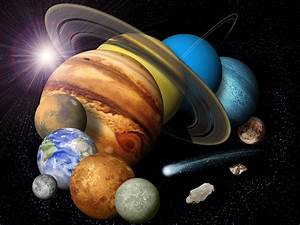 The Distant Planets Of Our Solar System And Their Effect