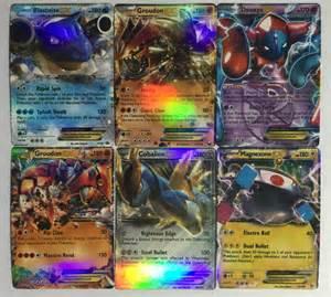 rare pokemon ex cards images