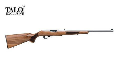 Ruger 1022 Classic Iii 22lr French Walnut Stainless