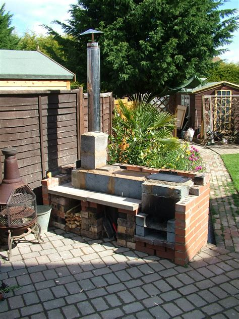 outdoor cuisine rocket stove progressing wood burning stoves forum at