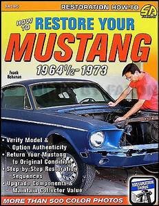 1969 Ford Mustang Wiring Diagram Reprint