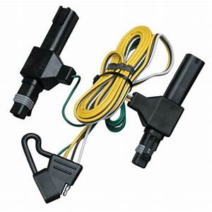 Trailer Wiring Harness Kit For 86 W 150 250 350