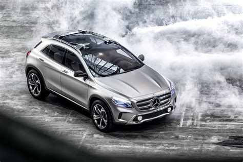 Compact Mercedes by Mercedes Officially Reveals New Gla Compact Crossover