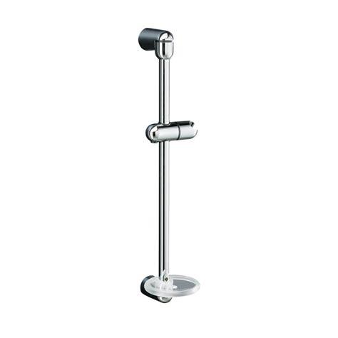 kohler kitchen faucets home depot kohler mastershower 22 3 4 in shower slide bar in