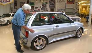 Jay Leno Tests The Wild Ford Festiva