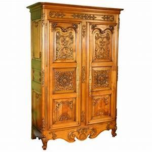 Meuble Style Louis Xv : fabricant d 39 armoire de style louis xv ateliers allot meubles et si ges de style ~ Dallasstarsshop.com Idées de Décoration