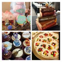 Harry Potter Birthday Party Ideas Pinterest