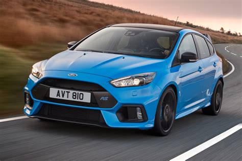 Ford Performance Focus Rs by Ford Focus Rs Best Performance Cars 2018 Best
