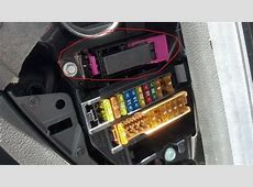 Brake light, airbag light, oil light, traction light