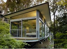 Glass and Steel House Architecture – Contemporary Design