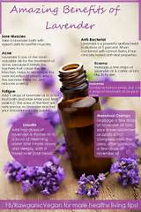 Images of Lavender Oil