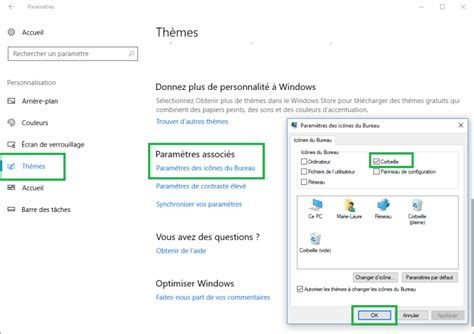 supprimer icone bureau supprimer la corbeille du bureau 28 images windows 8