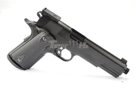 magazine kwc makarov 4 5mm kwc colt national match gbb pistol black 14 mm clockwise