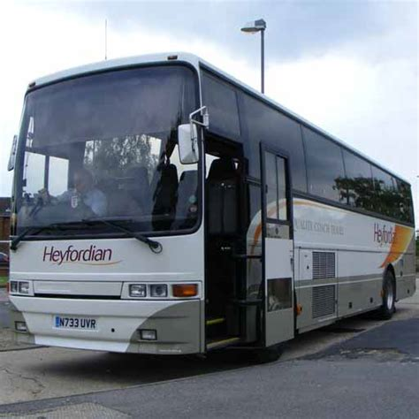 showbus photo gallery heyfordian