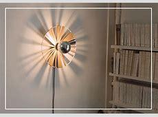Comment fabriquer une belle lampe en tissu Elle Décoration