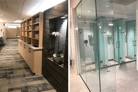 luxurious locker rooms  boston
