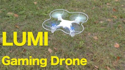 lumi gaming drone review fun gaming drone  wowwee
