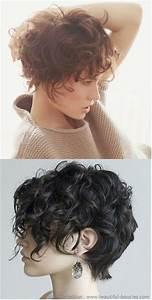 Coupe Courte Cheveux Bouclés : coupes courtes cheveux boucl s id es de coupes coiffures ~ Melissatoandfro.com Idées de Décoration