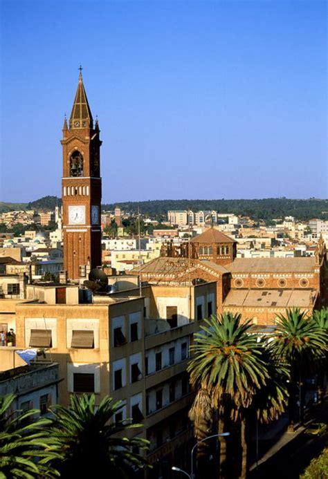 asmara  unesco world heritage modernist city  africa