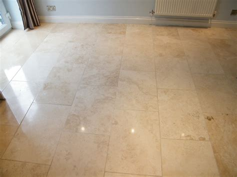 Limestone Floor Cleaning In Wilmslow, Cheshire  Tile