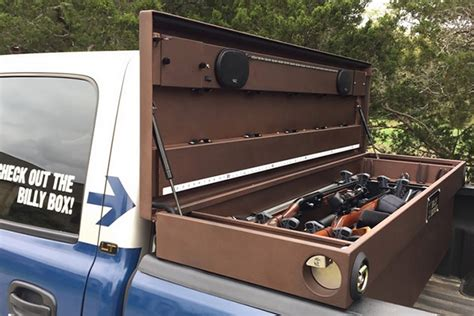 Billy Box Truck Bed Tool Box