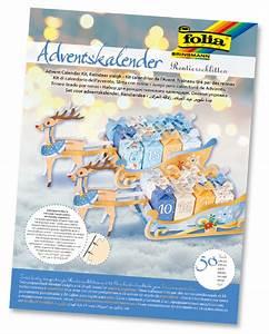 Adventskalender Tüten Depot : adventskalender rentierschlitten 50 teilig kreativ depot ~ Watch28wear.com Haus und Dekorationen