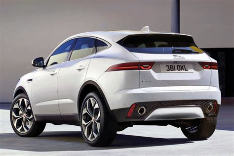 Official 2018 Jaguar Epace