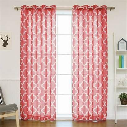 Curtains Grommet Moroccan Walmart