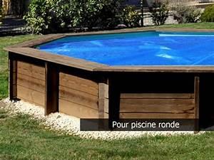 Piscine Bois Ronde : b che bulles pour piscine bois sunbay ronde taille au choix ~ Farleysfitness.com Idées de Décoration