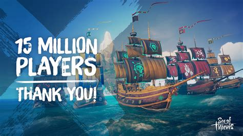 Feb 13, 2018 | by microsoft. Sea of Thieves passes 15 million players since launch ...