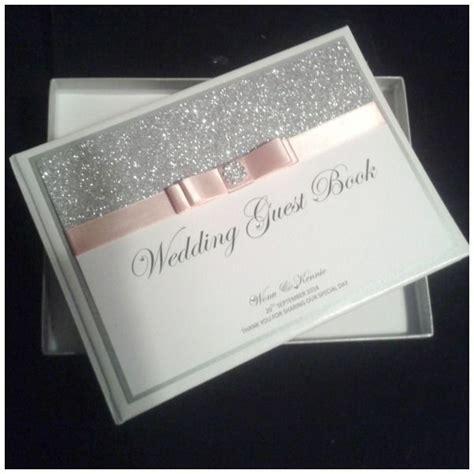 elegant wedding invitations  crystals hollywood