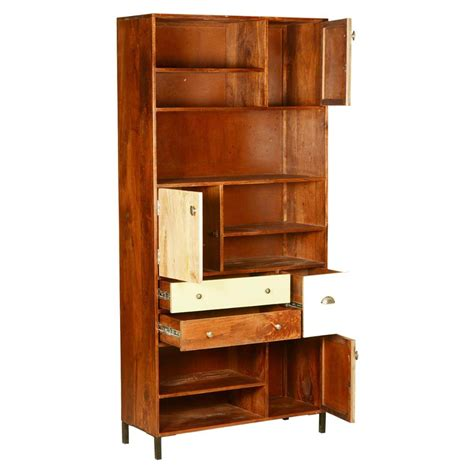 Retro Bookcase by Retro 76 Quot Bookcase Display Cabinets