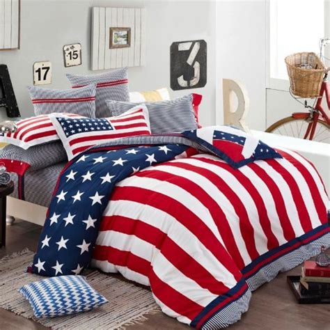 American Flag Bedding for the Love of Country : Funk This