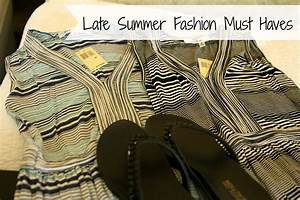 Must Haves Sommer 2015 : late summer fashion must haves it 39 s a lovely life ~ Eleganceandgraceweddings.com Haus und Dekorationen
