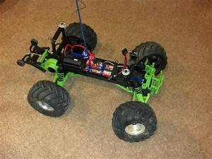 Traxxas Grave Digger Upgrade Project  C Tech Forums