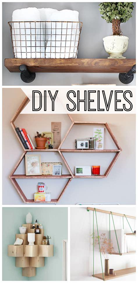 stylish diy shelves diy diy home decor home decor