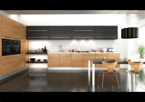 meuble cuisine laqué noir meuble de cuisine noir laque 13 cuisine et bois moderne et 233l233gante digpres