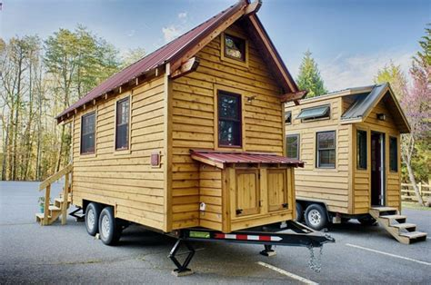 mini houses tiny state of mind mini homes scale down on money footprint and size cover story santa