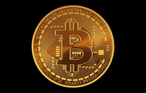 Bitcoin, metal, cryptocurrency, keyboard, money, cash, technology. Wallpaper black, black, fon, coin, bitcoin, btc images for desktop, section hi-tech - download