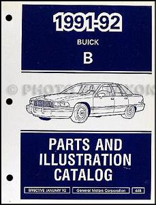 1992 Buick Roadmaster Abs  U0026 Electrical Repair Shop Manual Sup  Sec 5e1  8a Before Vin Nr421429x