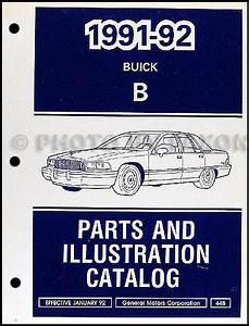1992 Buick Roadmaster Abs  U0026 Electrical Repair Shop Manual