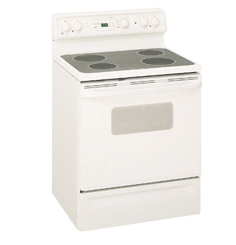 ge spectra   standing cleandesign electric range jbpcbcc ge appliances